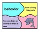 National Geographic Reach for Reading Academic Vocab Puzzles: Grade 4 - Unit 2