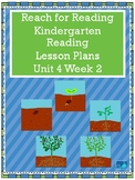 National Geographic Reach for Reading Kindergarten Lesson