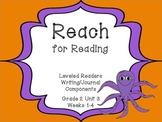 National Geographic Reach for Reading Leveled Readers Writing Unit 3