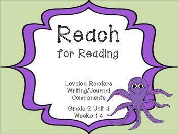 National Geographic Reach for Reading Leveled Readers Writing Unit 4