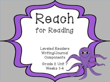 National Geographic Reach for Reading Leveled Readers Writing Unit 7