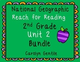 National Geographic Reach for Reading Second Grade Unit 2 Bundle