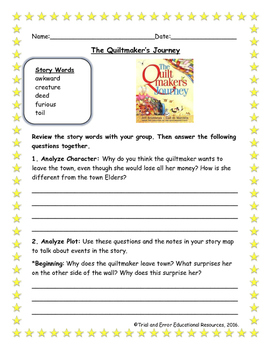 National Geographic Reach for Reading. Unit 1 Week 1 The Q