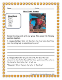National Geographic Reach for Reading. Unit 1 Week 2 New Y