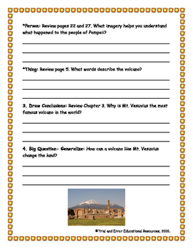 National Geographic Reach for Reading. Unit 7 Week 1 Pompeii..Buried Alive