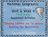 National Geographic Unit 6 Week 4  1st Gr Chasing Storms  Hunting for Hurricanes