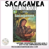 National Geographic for Kids: Sacagawea/Lewis & Clark Expedition Book Study