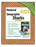 National Geographic Kids Sharks {Nonfiction Comprehension Guide}