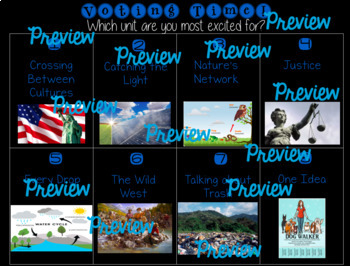 National Geographics Reach 5th Grade Overview and Vote