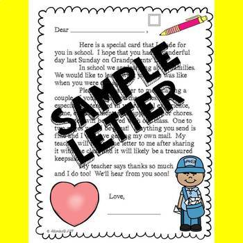 National Grandparents Day Literacy Activities