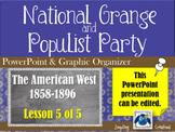 National Grange & Populist Party