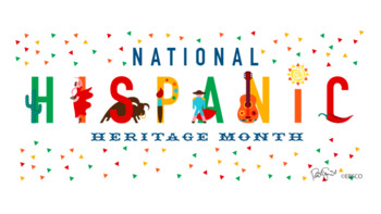 hispanic heritage month powerpoint teaching resources teachers pay