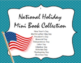 National Holiday Mini Books