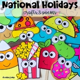 National Holidays CRAFTS & POEMS