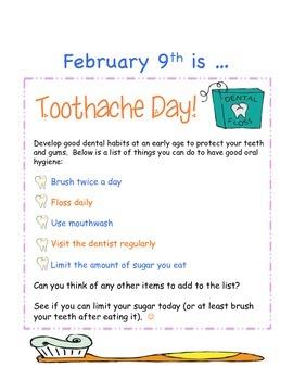 National Holidays- February
