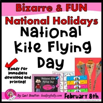 National Kite Flying  Day (February 8th)