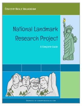 National Landmark Research Project: Complete Set of Resources