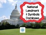 National Landmark & Symbols Dominoes