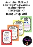 National Learning Progressions Multiplicative Strategies B