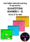 National Learning Progressions Quantifying Numbers 1-12 Bu