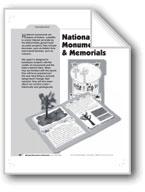 National Monuments & Memorials
