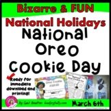 National Oreo Cookie Day (March 6th)