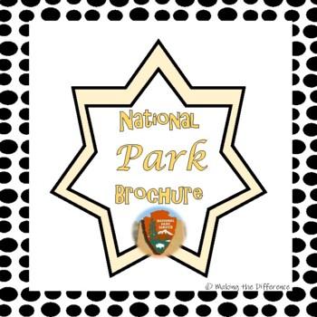 National Park Brochure (Editable)