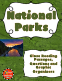 National Park Non Fiction No Prep Close Reading