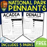 National Park Pennants [Freebie]
