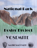National Park Poster Project