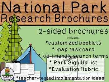 National parks research teaching resources teachers pay teachers national park research project national park research project publicscrutiny Image collections