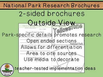 National Park Research Project