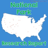 Research Paper: National Parks