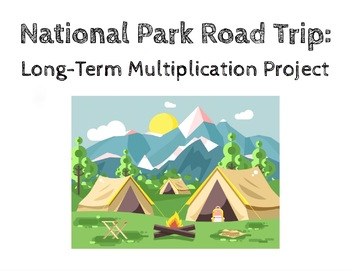 National Park Road Trip Project