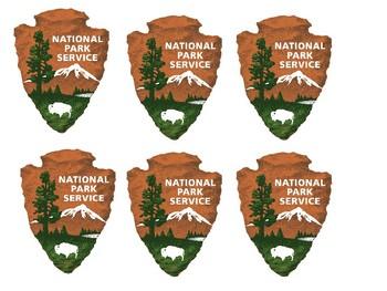 National Park Service Logo Handout