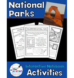 National Parks Interactive Notebook