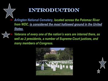 National Memorial - Arlington National Cemetery