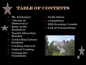 National Memorial - Creating Mount Rushmore