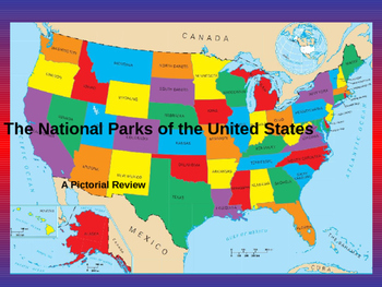 National Parks, Landmarks & Projects - Pictorial Review of the National Parks