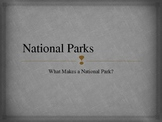 National Parks PowerPoint