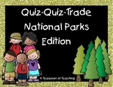 National Parks Quiz-Quiz-Trade