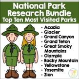 National Park Research Bundle