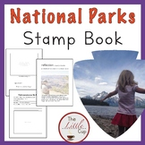National Parks Stamp Book - U.S. History & Geography Summe