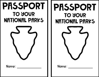 National Parks Themed Reading Review (Print and Go Activities)