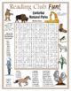 Bundle: National Parks Two-Page Activity Set and Crossword Puzzle