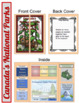 National Parks and Natural Resources of Canada Lapbook