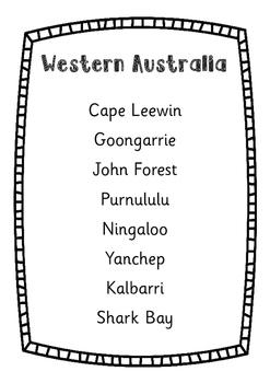 National Parks of Australia