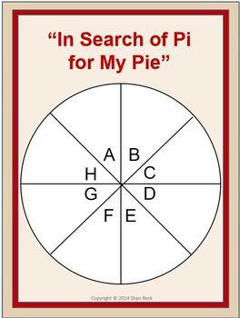 National Pi Day Scavenger Hunt