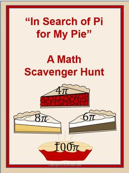 National Pi Day Scavenger Hunt
