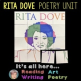 Poetry Unit for National Poetry Month with Rita Dove